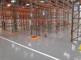 FK Revestimento é uma empresa de piso industrial